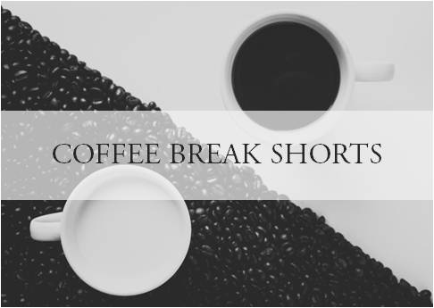 COFFEE BREAK SHORTS